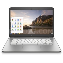 "Chromebook 14-x050nr 14"" LED  Touchsreen Notebook - OPEN BOX"