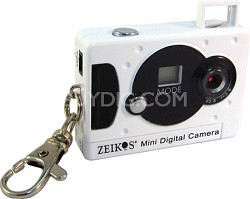 KDC31 Keychain Digital Camera (White)