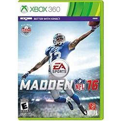 Madden NFL 16  X360