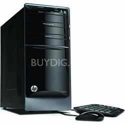 Pavilion p7-1410 Desktop PC - Intel Core i3-2130 Processor