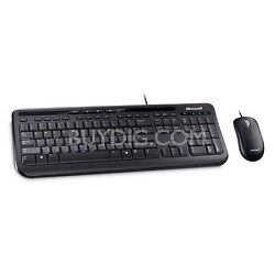 Wired Desktop 600 Keyboard and Mouse