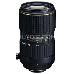 50-135mm f/2.8 AT-X AF PRO DX Lens for Nikon, With USA Warranty