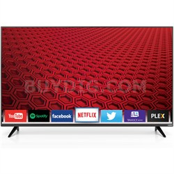 E60-C3 - 60-inch 120Hz 1080p LED Smart HDTV