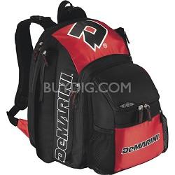 Voodoo Baseball Gearbag Backpack - Black/Scarlet