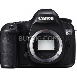 EOS 5DS R 50.6MP Digital SLR Camera (Body Only)