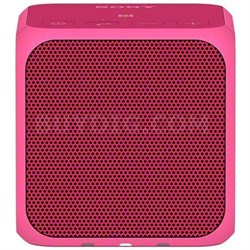 SRS-X11 Ultra-Portable Bluetooth Speaker - Pink