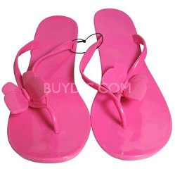 Jelly Sandals Pink Size Small