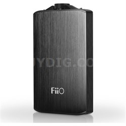 A3 Portable Headphone Amplifier (Black)