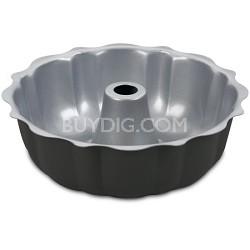 AMB-95FCP - Chef's Classic Nonstick Bakeware 9-1/2-Inch Fluted Cake Pan