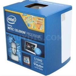Celeron G1840 2M Cache 2.80 GHz Processor - BX80646G1840