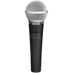 Cardioid Dynamic Vocal Microphone (SM58-LC)