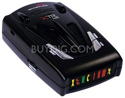 XTR-140 Laser/Radar Detector with Exclusive Twin-Alert Periscopes