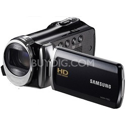 HMX-F90 52X Optimal Zoom HD Camcorder - Black