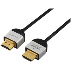 Slim High Speed HDMI Cable 1m