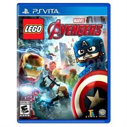 LEGO Marvels Avengers PSVita