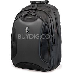 "Alienware Orion M14x Ballistic Nylon 14.1"" Black Laptop Backpack (ScanFast)"