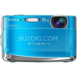 FINEPIX Z70 12 MP Digital Camera (Blue)