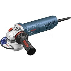 "4-1/2"" High-Performance Angle Grinder with Paddle Switch"