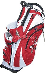 Exotics Xtreme Stand Bag Red/White