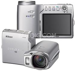 Coolpix S10 Digital Camera - Open Box