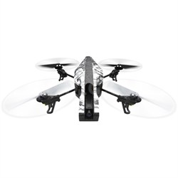 AR Drone 2.0 Elite Edition App Controlled Quadcopter (Snow) - PF721801