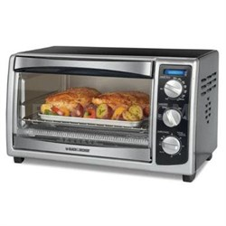 6-Slice Toaster Oven - TO1675B