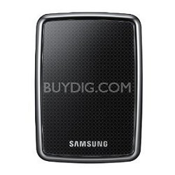 "S2 Portable 3.0 HX-MT010EA - Hard drive - 1 TB - external - 2.5"" - Piano Black"