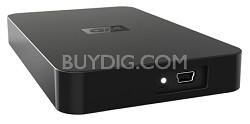 750 GB WD Elements SE Portable USB Drive WDBABV7500ABK-NESN