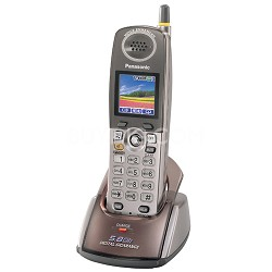 KX-TGA552M 5.8 GHz DSS Accessory Handset