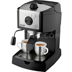 EC155 15 Bar Pump-Driven Espresso Machine