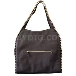 Grayson Shoulder Bag - Jet