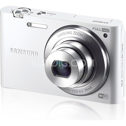 "MV900 Smart Touch Multi View 3.3"" LCD White Digital Camera"
