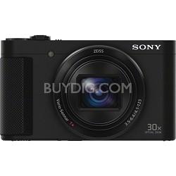 Cyber-Shot DSC-HX90V Digital Camera with 3-Inch LCD Screen - Black