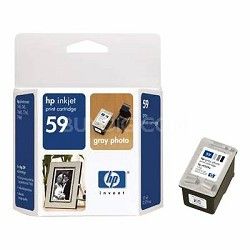 #59 Gray Photo Inkjet Print Cartridge - 17ml