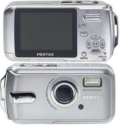 Optio W20 7MP Digital Camera