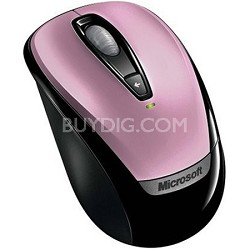 6BA-00025  - Wireless Mobile Mouse 3000 - Pink