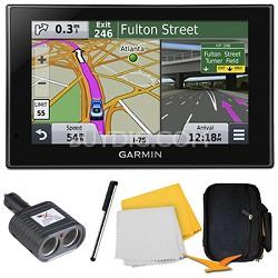 "nuvi 2789LMT Advanced Series 7"" Display GPS Navigation System Bundle"