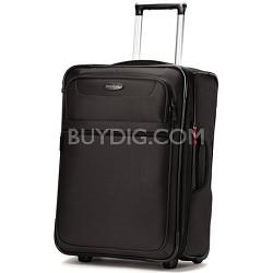 """Lift 21"""" Upright Luggage (Black)"""