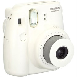 Instax 8 Color Instax Mini 8 Instant Camera - White - OPEN BOX