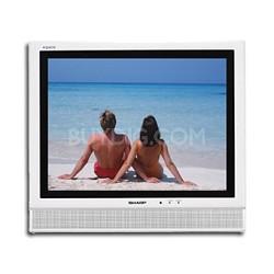"""LC-20E1U 20"""" Advanced Super View LCD Panel (Silver)"""