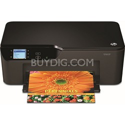 Deskjet DJ3520 Wireless Color Photo Printer with Copier - OPEN BOX