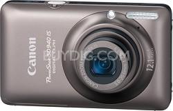 PowerShot SD940 IS Digital ELPH Digital Camera (Brown)