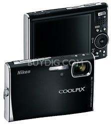 Coolpix S50 Digital camera (Black)