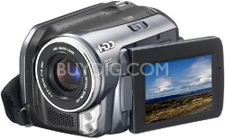 GZ-MG30 Everio Digital Media Camera With 30GB Hard Drive & 25x Optical Zoom