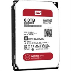 8TB Red Pro NAS HD