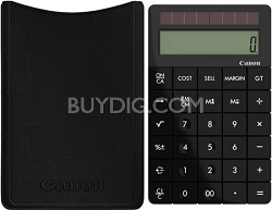 X Mark I Premium Black Desktop Calculator (3982B005)