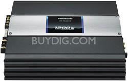 CY-PA2003U - 1200W 2-Channel power Amplifier