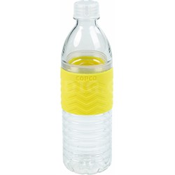 Hydra Bottle Chevron 16.9 Ounce, Buttercream