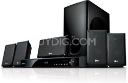 LHB335 - Blu-ray Disc High-definition Home Theater System