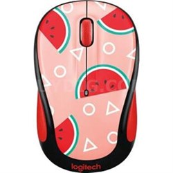 M325c Watermelon Optical Wireless Mouse - 910-004679